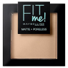 MAYBELLINE FIT ME POLVOS COMPACTOS 120 CLASSIC IVORY
