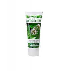 AROMA GREEN LINE CREAM FEET MENTOL 75ML