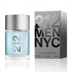 CAROLINA HERRERA 212 MEN AFTER SHAVE 100ML
