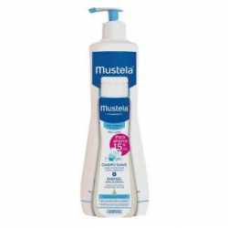 MUSTELA GEL 750ML + CHAMPU 200ML