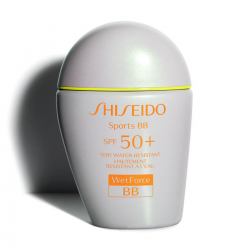 SHISEIDO WETFORCE BB CREAM SPF50 + 30ML