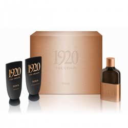 TOUS 1920 EDT 300ML SPRAY + BALSAM NA SCHEREN 100ML + GEL 100ML