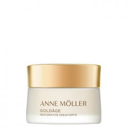A MOLLER GOLDAGE RESTORATIVE SPF15 50ML