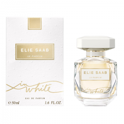 ELIE SAAB LE PARFUM EDP 50ML SPRAY IN WHITE