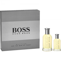 BOSS BOTTLED 100ML SPRAY + 30ML SPRAY