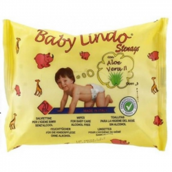 BABY BOY WIPES 20 UNITS