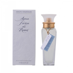 ADOLFO DOMINGUEZ AGUA FRESCA DE ROSAS EDT 60ML SPRAY