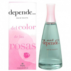 DEPENDE DEL COLOR DE LAS ROSAS EDT 200ML