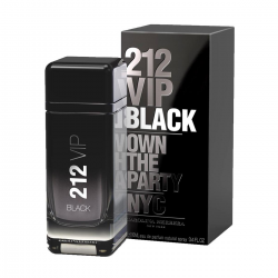 200ML SPRAY BLACK 212 VIP EDP