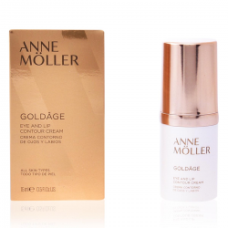 ANNE MOLLER GOLDAGE CREAM 15ML EYE AND LIPS