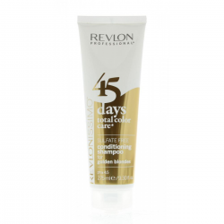 45 DAYS CONDITIONING CHAMPU FOR GOLDEN BLONDES 275ML
