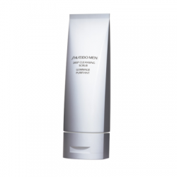 CLEANSING SCRUB SHISEIDO MEN 125ML CLEANSING SCRUB