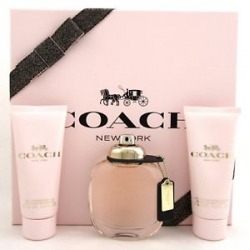 COACH EDP 90ML + BODY LOTION 100ML DUSCHGEL 100 ML +
