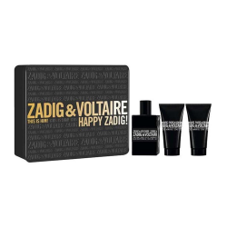 ZADIGVOLTAIRE THIS IS HIM EDT 50ML SPRAY + SHOWER GEL SHOWER GEL 50ML + 50ML