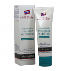 NEUTROGENA FEET CREAM FORMULA 50ML NORWEGEN