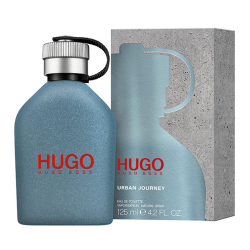 HUGO URBAN JOURNEY EDT 125ML