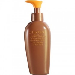 BRILLIANT BRONZE QUICK SELF-TANNING GEL 150ML