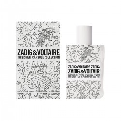 ZADIGVOLTAIRE THIS IS HER EDP 50ML CAPSULE COLLECTION