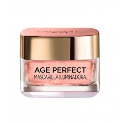 AGE PERFECT MASCARILLA ILUMINADORA 50ML