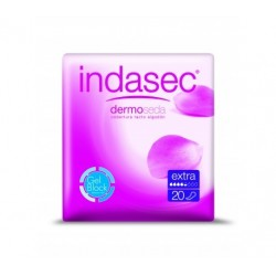 COMPRESS DERMOSEDA INCONTINENCE EXTRA 20 UNITS