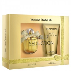 SEDUCTION GOLD EDP SPRAY 100ML + BODY LOTION 200ML