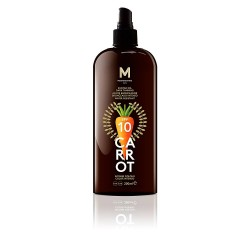 CARROT TANNING SPF10 SUNTAN OIL DARK 200ML