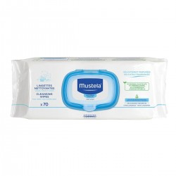 MUSTELA BABY WIPES