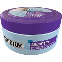 ARCHITECT CERA BRILLANTE EFECTO DEFINIDO 75ML