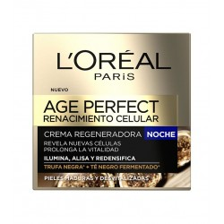 AGE PERFECT NIGHT CREAM 50ML CELLULAIRE REBIRTH