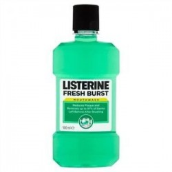 FRESH BURST MOUTHWASH 500ML