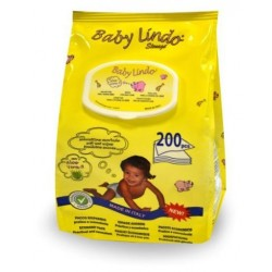 CUTE BABY WIPES 200UD POP UP