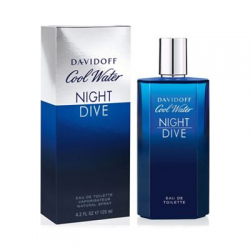 COOL WATER NIGHT EDT 125ML