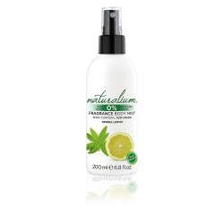 HERBAL LEMON BODY MIST 200ML