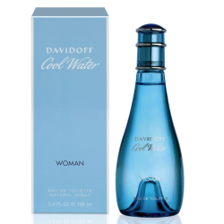 COOL WATER WOMAN EDT 100ML