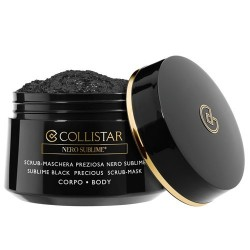 COLLISTAR NERO SUBLIME MASK BODY SCRUB 450GR PRICE