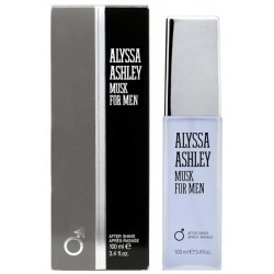 ALYSSA SHAVELEY AFTER MUSK MEN EDT 15ML 15ML + AFTER SHAVE