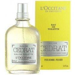 EAU DE CEDRAT EDT 100ML SPRAY