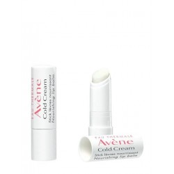 AVENE COLD CREAM LIP STICK 4GR