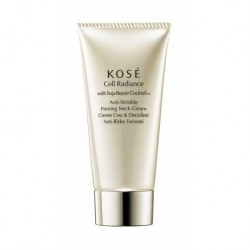 KOSE SOJA WRINKLE REPAIR COCKTAIL ANTI-FIRMING NECK CREAM 75ML