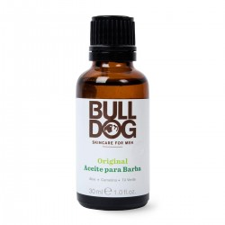 BULLDOG ORIGINAL OIL SKINCARE FOR MEN 30ML BEARD