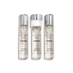 ALLURE HOMME SPORT COLONIA RICARICA SPRAY 3 X 20ML