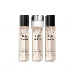BLEU EDP RECHARGE SPRAY 3 X 20ML