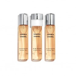 CHANCE EDT 3X20ML RECHARGES