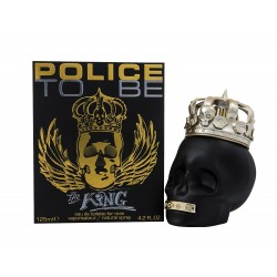 POLICE TO BE THE KING EDT 125ML SPRAY