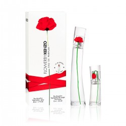 GIVENCHY FLOWER BY KENZO EDP 50ML SPRAY + FLOWER BY KENZO EDP 15ML SPRAY
