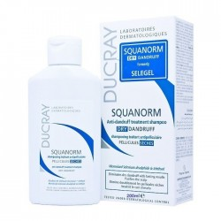 DUCRAY SQUANORM 200ML SECA ROOS SHAMPOO