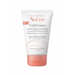 AVENE CREMA MANOS COLD CREAM CONCENTRATE 50ML
