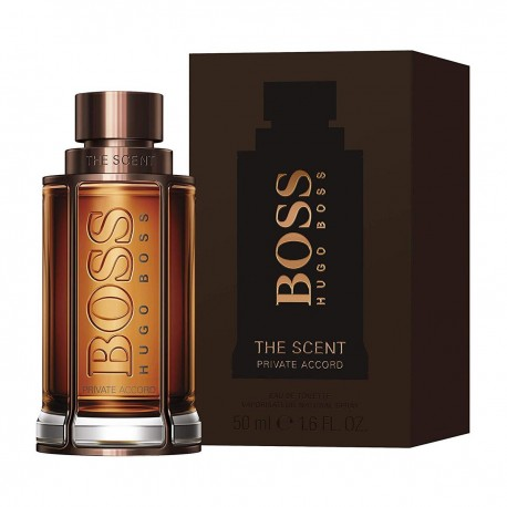 BOSS THE SCENT PRIVATE ACCORD FOR HIM EDT 50ML