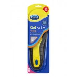 SCHOLL GEL ACTIVE ROSTER FOR FOOT AND PROFESSIONAL WOMEN